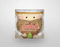 Probá - Diseño de packaging
