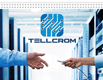 Diseño Gráfico web | Tellcrom | Telecomunicaciones