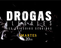 DROGAS ILEGALES HISTORY CHANNEL