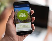 Edisur - Website