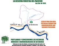 Valla Informativa Ambiental Cali - Buenaventura 2016