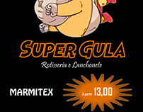 Flyer - Super Gula