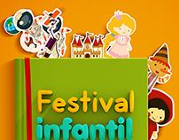 Festival Infantil de histórias sortidas