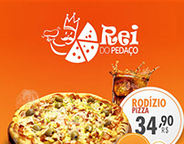 Pizzaria Rei do PEdaço