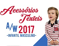 TEXTILE ACCESSORIES - YOUNGER BOYS