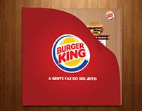 Burger King - Catálogo