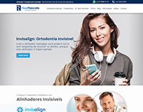 Layout Ortodontista Invisalign