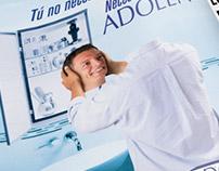 """Aviso Revista """"ADOLEN' No necesitas otra cabeza"""