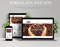 AgroAlava Website