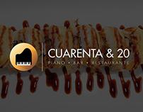 4020 // Gourmet Fusion Kitchen Menu