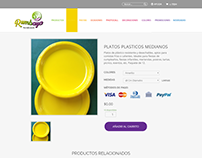Tienda Online Woocommerce Rumbaya