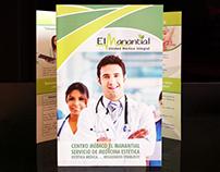 Brochure El Manantial - Unidad Médica Integral