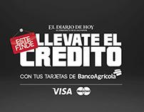 El Diario de Hoy Take the Credit (Llévate el Crédito)