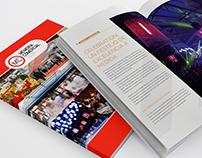 Diseño Editorial - Memoria Comercial para La Rural