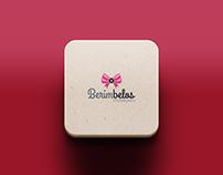 Logo - Berimbelos Personalizados