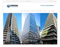 Sitio Web Consol S.A.