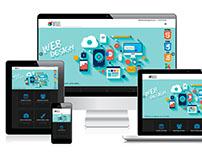 Diseño Web responsive www.dixel.es