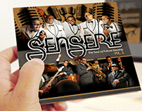 Sensere - Logo, CD & Web