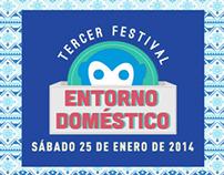 Tercer Festival Entorno Doméstico