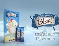 Capuccino Blast / spotTV animado