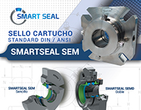 SMART SEAL - Catálogo Comercial - Sello Mecánico SEM