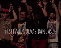 Aftermovie: Festival Nuevas Bandas 2015