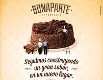 BONAPARTE REPOSTERIA EN LA CARRETA