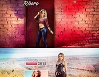 RHERO - Website