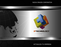 IPtechnology Logo Design