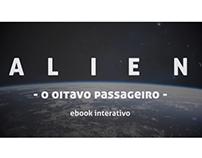 ALIEN - O Oitavo Passageiro (ebook interativo)