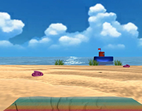 Beach Test VR