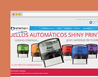 E-commerce for Stampa