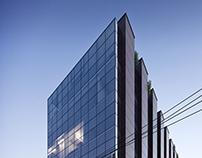 Francisco de Aguirre Building.