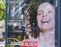 """""""Brincando em cima daquilo"""", com Débora Bloch."""