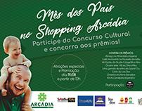 Campanha Dia dos Pais Arcádia Mall