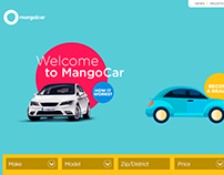 MangoCar - Rental Car