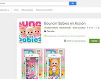 bouncin babies en accion
