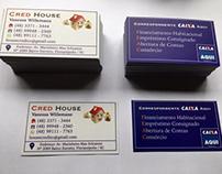 Cred House (Cartão de Visita)