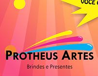 Redesign de Logo: Protheus Artes