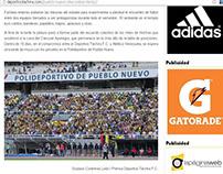 Redacción de contenidos - Deportivo Táchira F.C.