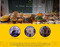 Site Restaurante Santinho
