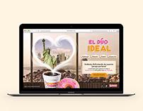 El Dúo Ideal - web promocional