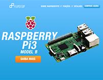 Raspberry Pi3 @ Filipe Flop