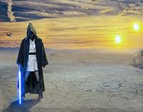 Star Wars Inspired Desert