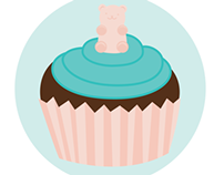 Cinnabon- Cupcake Cinnabon
