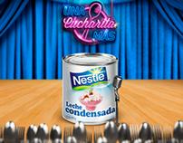 Leche Condensada Nestlé - Una cucharita más