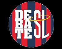 """Logotipo para """"Debate SL"""""""