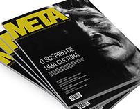 Projeto Editorial - 'Revista Meta'