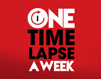 One Time Lapse a Week
