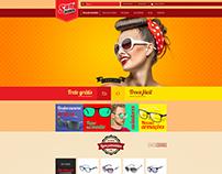 Layout - E-commerce